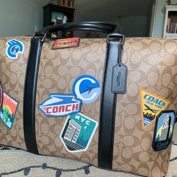 Coach Handbags - Coach weekender bag